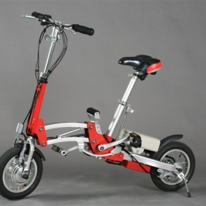 Red-Z-Generation-Electric-Foldable-Bicycle